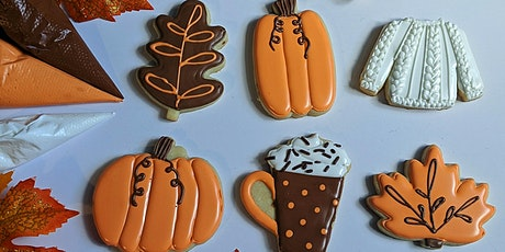 Pumpkin Spice and Everything Nice: Cookie Decorating Class tickets