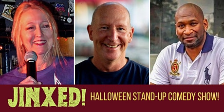 JINXED! A Halloween Stand-Up Comedy Show! - LOW TICKET ALERT! tickets