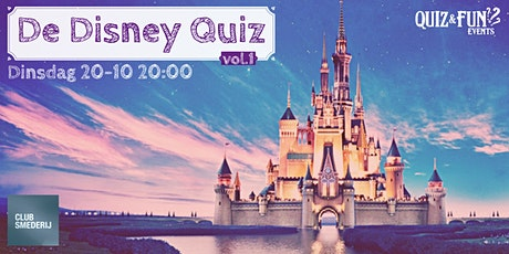 De Disney Quiz vol.1| Tilburg tickets