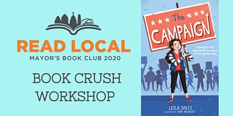 MBC Book Crush Workshop: The Campaign by Leila Sales tickets