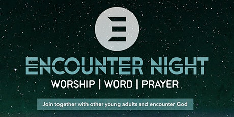 Encounter Night tickets