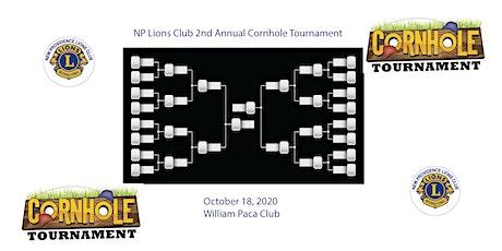 NP Lions Club | Cornhole Tournament Fun Raiser tickets