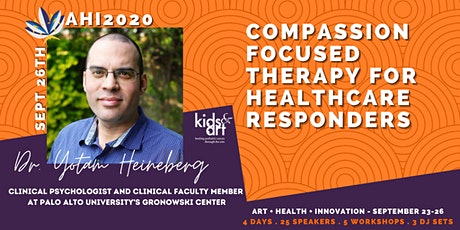 Dr. Yotam Heineberg: Compassion Focused Therapy for Healthcare Responders tickets