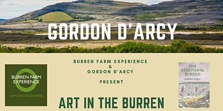 Art in the Burren with Gordon D'Arcy tickets