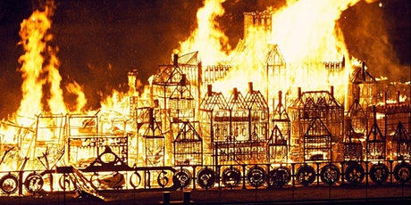 Guided Walk: London's Burning tickets