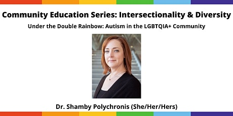 Community Education Series: Intersectionality & Diversity tickets