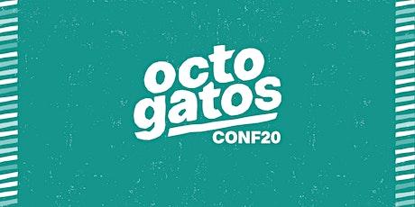 Octogatos Conf 2020 ingressos