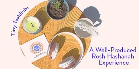 Tiny Tashlich: A Well-Produced Rosh Hashanah Experience tickets
