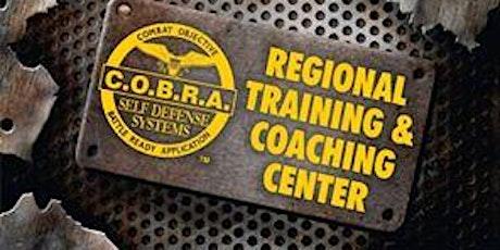 COBRA One Day Defense Academy tickets