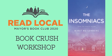 MBC Book Crush Workshop: The Insomniacs by Marit Weisenberg tickets