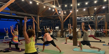 Full Moon Yoga at Point of the Bluff Vineyards tickets
