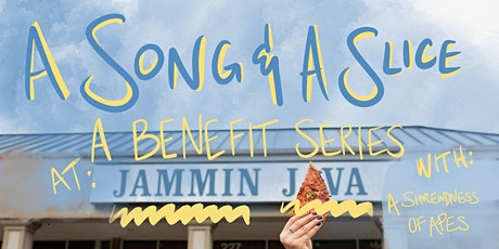 A Song & A Slice: A Shrewdness of Apes benefiting Direct Relief tickets