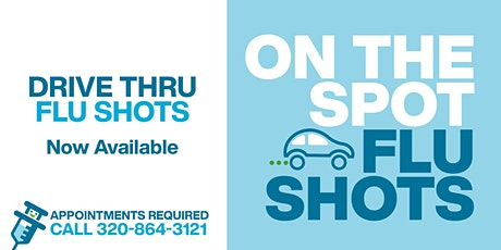 Drive-Thru Flu Shots (Appointment Required) tickets