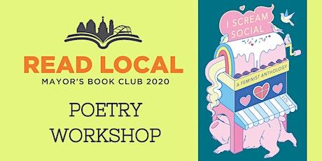 MBC Poetry Workshop: I Scream Social Vol. 2  Ft. Claudia Delfina Cardona tickets