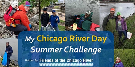 Big Reveal Celebration of the My Chicago River Day Summer Challenge tickets