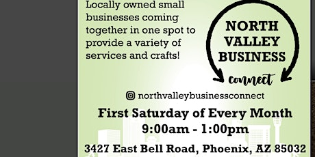 North Valley Business Connect tickets