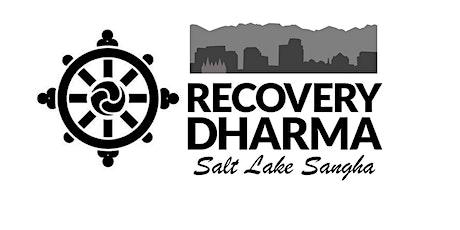 Recovery Dharma Salt Lake Sangha tickets