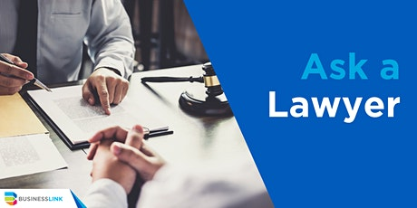 Ask a Lawyer - Nov 4/20 tickets