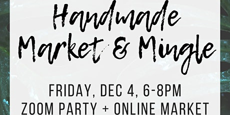 Village 253 Handmade VIRTUAL Market + Party (6th Annual) tickets