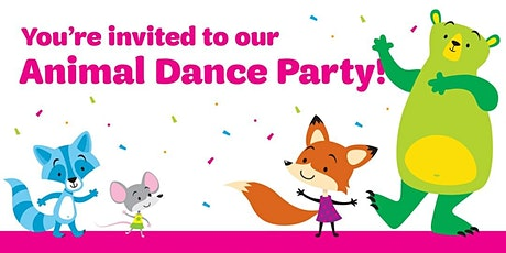 Morgan Hill, CA | Girl Scouts Animal Dance Party tickets