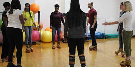 SATURDAY'S (IN-PERSON)  Skaterobics Adult Roller Dance Class tickets