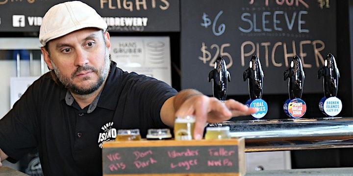 """BCAMA """"CHEERS!"""" Virtual Beer Tasting & Networking 2020 image"""