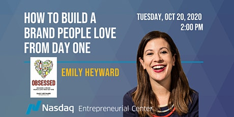 How to Build a Brand People Love with Emily Heyward of Red Antler tickets