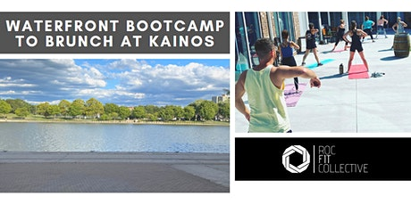 Waterfront Bootcamp to Brunch tickets