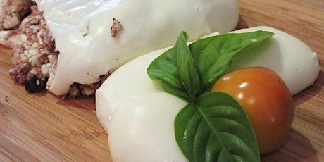 Mozzarella & Burrata Cheese Making Class - 2 Chees tickets