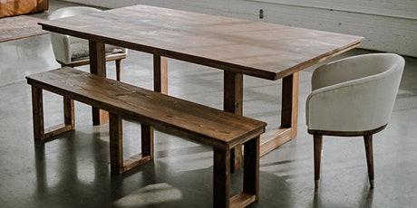 DIY Tables | Dining/Coffee/Console/Bench/Side Tables tickets