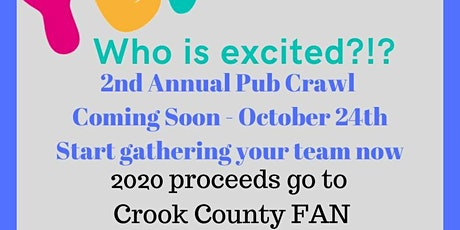 Pub Crawl for A Cause tickets
