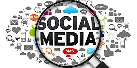 Business Accelerator Using Social Media Marketing Post Covid-19 tickets
