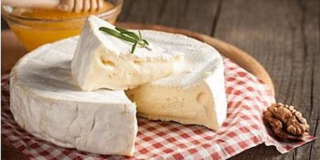 Learn to Make Brie - a Bloomy Rind cheese in 2 hrs. tickets