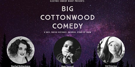 Big Cottonwood Comedy tickets