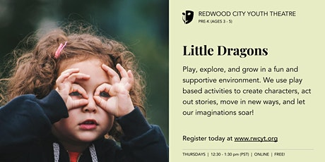 Little Dragons: Play, Grow, and Explore! tickets
