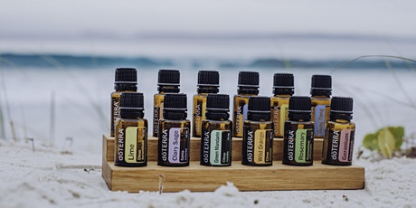 Body Love with Essential Oils tickets