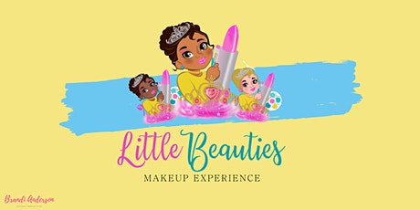 Little Beauties Virtual Makeup Play dates Party- Ages 5-7 tickets