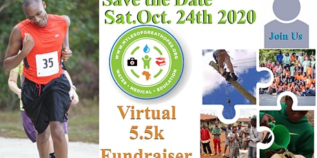 Myles of Great Hopes Global Virtual 5.5K Family Fun Run-Walk  4 Water Plus tickets