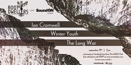 Back To Our Roots Showcase with The Long War, Winter Youth, Ian Cromwell! tickets