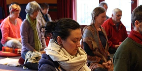 ONLINE 10-day Calm Abiding and Clear Light Insight Meditation RETREAT tickets