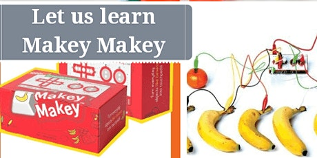 Let's learn Makey Makey: SCRATCHPAD Holiday Programme tickets