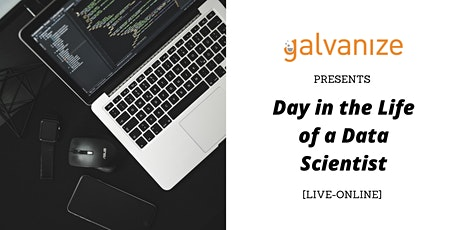 Day in the Life of a Data Scientist tickets