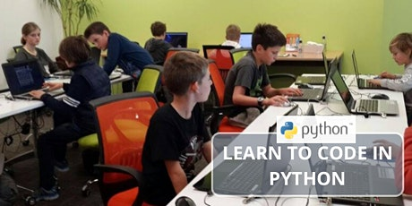 Learn to code in Python: SCRATCHPAD Holiday Programme tickets