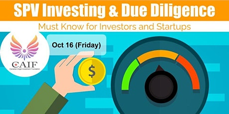 SPV Investing & Due Diligence Best Practices tickets