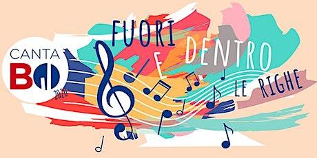 CantaBo 2020 - Concerto Santa Cecilia biglietti