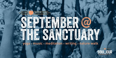 September at SoulJour Sanctuary tickets