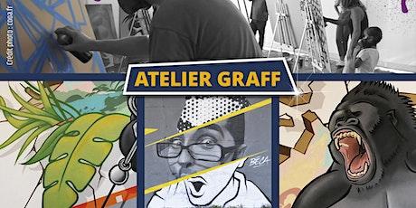 Atelier graff Calligraff octobre 2020 billets