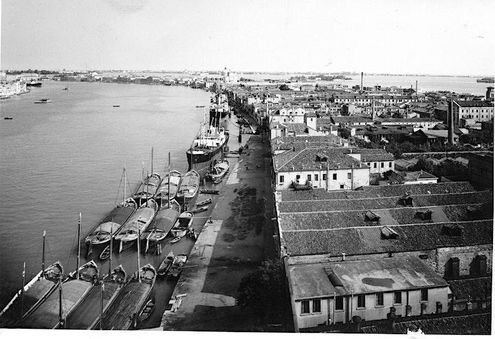 Immagine Dopo le fabbriche. Passeggiata nei luoghi postindustriali della Giudecca