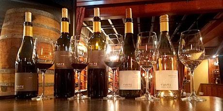 Tinte Cellars Winemaker Dinner tickets