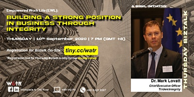 [ON-SITE] EWL: Building a Strong position in business through integrity
